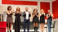 """""""Ricette d'amore"""": lo spettacolo di Cinzia Berni al Teatro Europa."""