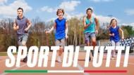"""Aprila: """"Sport di tutti"""" per tutti i ragazzi dai 5 ai 18 anni."""