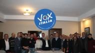 Vox Italia sbarca a Latina: formalizzato il circolo.
