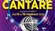 'Lasciatemi cantare', il talent show dall'8 al 16 febbraio ad Aprilia 2.