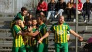 Anno nuovo, vecchi problemi per la squadra di calcio di Campoverde