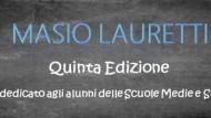 """Premio nazionale di poesia """"Masio Lauretti"""": pubblicati i vincitori dell'edizione 2020."""