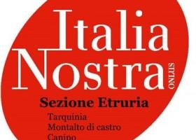 """""""Italia Nostra Etruria"""": il presidente Mariza Marzoli fa il punto sulle emergenze ambientali."""