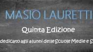 """Premio Nazionale di Poesia """"Masio Lauretti"""": il 17 maggio le premiazioni online."""