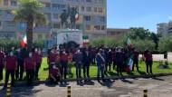 184° anniversario Fondazione dei Bersaglieri, la cerimonia ad Aprilia.