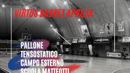 Virtus Basket Aprilia: al via il camp estivo.