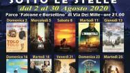 """Aprilia, da domenica via al """"Cinema sotto le stelle"""" sotto prenotazione."""