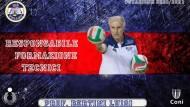 Giò Volley: il Prof. Bertini curerà la formazione dei tecnici.