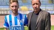 FC Racing Aprilia, ufficiale il ritorno di Daniele Bosi.