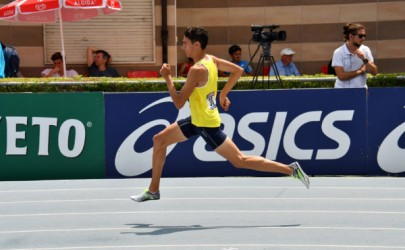 Un ragazzo Apriliano ha partecipato ai campionati nazionali individuali di atletica.