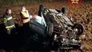 Cisterna di Latina, incidente tra due auto nella tarda serata di ieri.