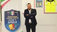 Sezione AIA di Aprilia: Pietro Cazzorla confermato Presidente.