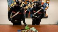 Aprilia, operazione anti-droga: pusher arrestato.