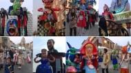 Aprilia, domani l'esposizione dei costumi del Carnevale 2021.