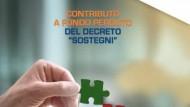 Decreto Sostegni: al via le richieste per i contributi a fondo perduto.