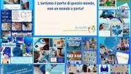 ApriliaEDU partecipa alla challenge online #AutismoBlu2021.