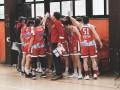 Una brutta Virtus Basket Aprilia cede ad una brillante Smit Roma.
