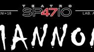 """Aprilia: riparte il Teatro. Spazio 47 torna in scena con """"Mannon""""."""