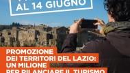 Regione Lazio: prorogato al 14 giugno il bando di interventi per il rilancio del turismo.