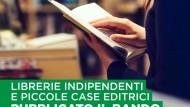 Regione Lazio, librerie indipendenti e piccole case editrici: via al bando.