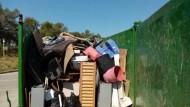 Ecocentro di quartiere oggi di tappa a Campoleone.