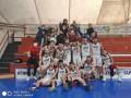 Coppa del Centenario C silver: la Virtus Basket Aprilia parte alla grande.