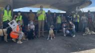 Il Comitato Quartiere Fossignano in campo contro la violenza sui cani.