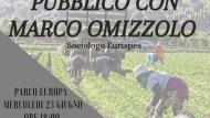 Osservatorio per la Legalità: oggi incontro con Marco Omizzolo.