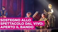 Regione Lazio, sostegno allo spettacolo dal vivo: aperto il bando.