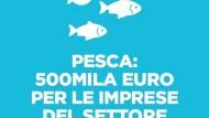 Regione Lazio, 500mila euro per il settore della pesca.