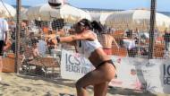 L'ICS Beach Volley Tour Lazio: continuano le tappe del torneo.