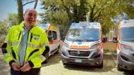 Regione Lazio: varato il piano triennale di reinternalizzazione dei mezzi di soccorso.