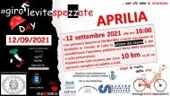 Domani ad Aprilia l'iniziativa #girolevitespezzateDAY.