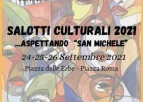 Festa San Michele, il 24 settembre partono i Salotti Culturali.