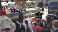 Aprilia, successo per il mercatino della terza domenica del mese.