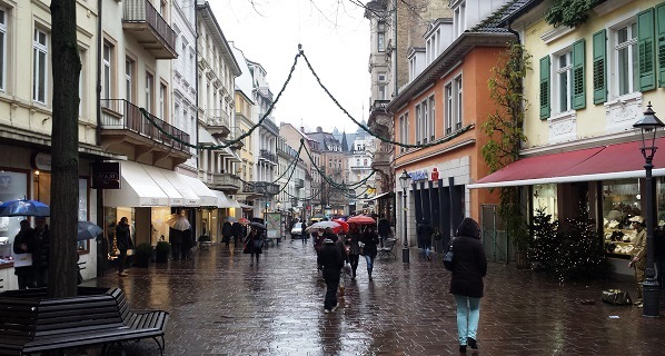 Baden Baden, Germania
