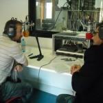 Marco Masini  ospite in diretta ai microfoni di Studio 93!!!!