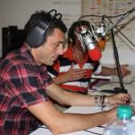 Musica e chiacchiere a Studio 93 con Alex Britti