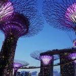 La città Stato di Singapore