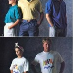 La linea abbigliamento Apple anni '80 fa impazzire