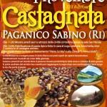 Sagra della Castagna a Paganico