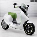 Smart: scooter elettrico
