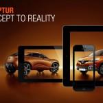Renaut Capture su Tablet e Smartphone