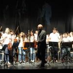 Concerto di fine anno alla Gramsci