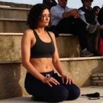 Ilaria Molinari: tra Apnea e Yoga