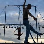 Festival degli artisti di strada a Pontinia