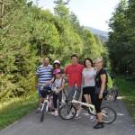 Italia – Austria in bici