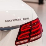 Mercedes E200 Natural Gas Drive