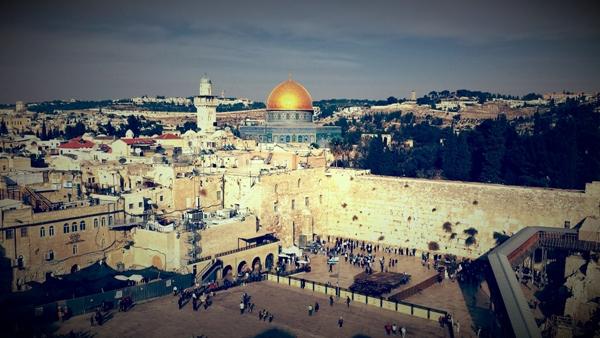 Gerusalemme, Cupola della Roccia