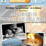 Preparare la pizza con Aprilia in Movimento
